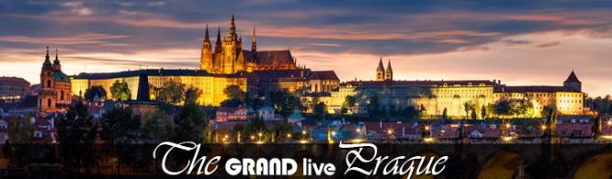 The Grand Live Prague